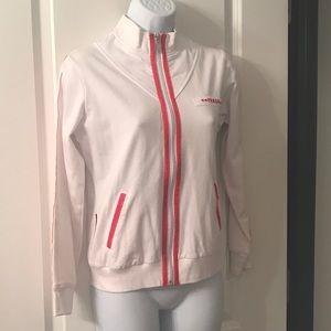 Prada sports zip up jacket